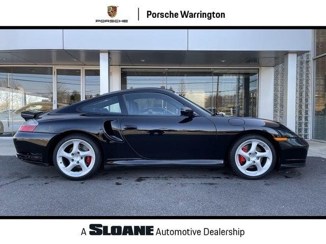 2003 Porsche 911 Turbo AWD