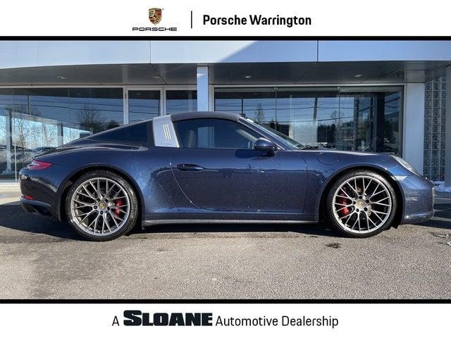 2017 Porsche 911 Targa 4S Convertible RWD