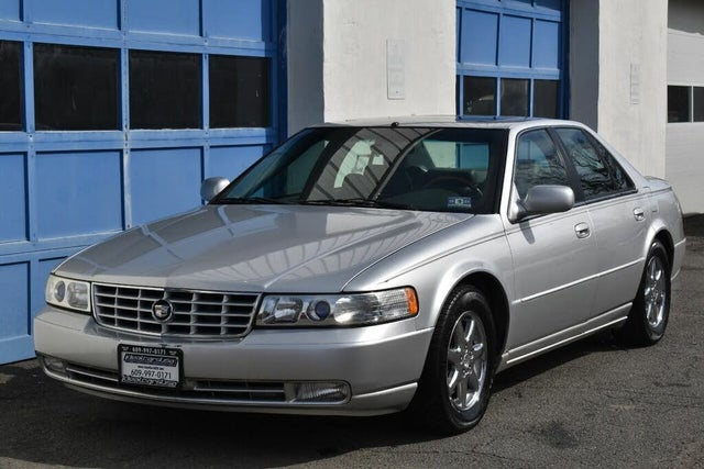 2002 Cadillac Seville STS FWD