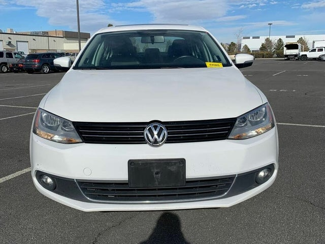 2012 Volkswagen Jetta TDI with Premium and Nav