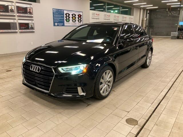 2017 Audi A3 2.0T Premium Sedan FWD