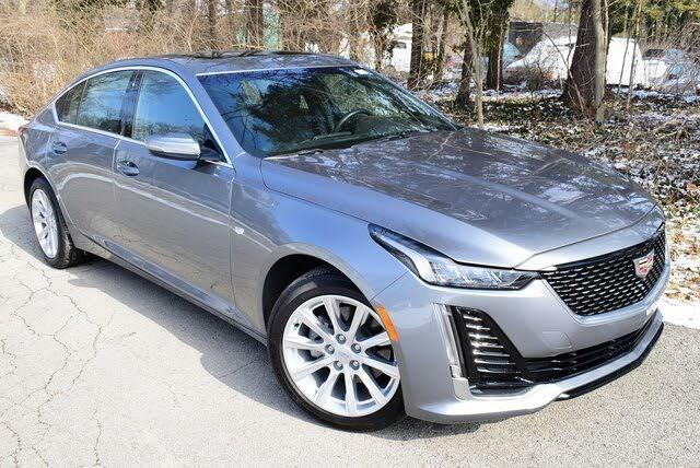 2020 Cadillac CT5 Luxury Sedan AWD
