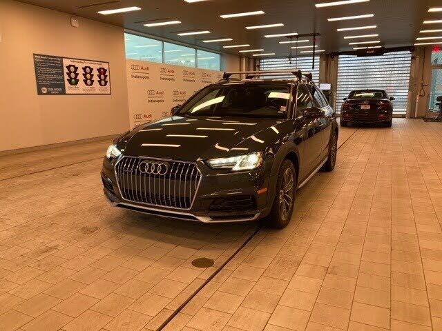 2018 Audi A4 Allroad 2.0T quattro Premium AWD