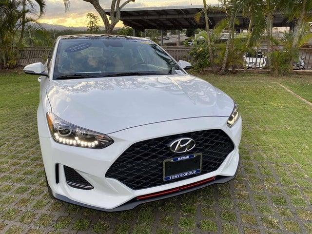 2019 Hyundai Veloster Turbo FWD