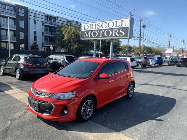 2018 Chevrolet Sonic LT Hatchback FWD