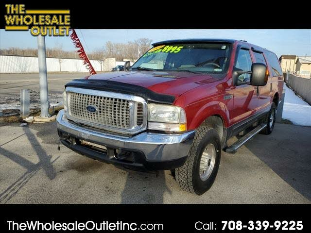 2004 Ford Excursion XLT 4WD