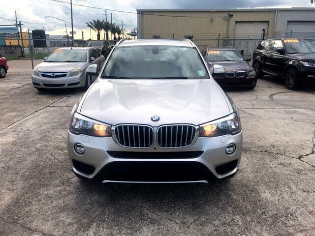 2015 BMW X3 xDrive28d AWD