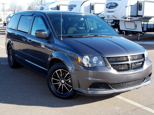 2016 Dodge Grand Caravan SE Plus FWD