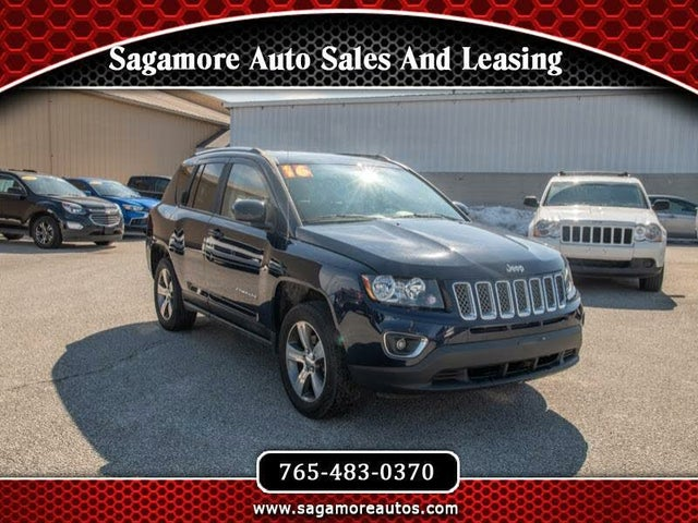 2016 Jeep Compass High Altitude Edition 4WD