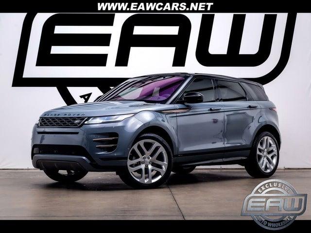 2020 Land Rover Range Rover Evoque P250 First Edition AWD