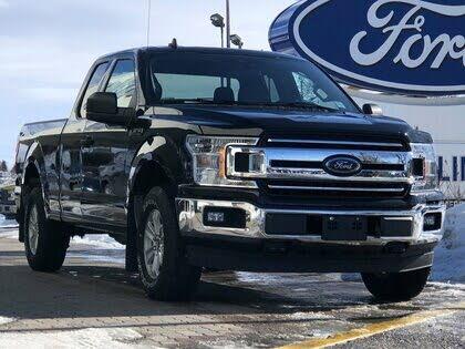 2020 Ford F-150 XLT SuperCab 4WD