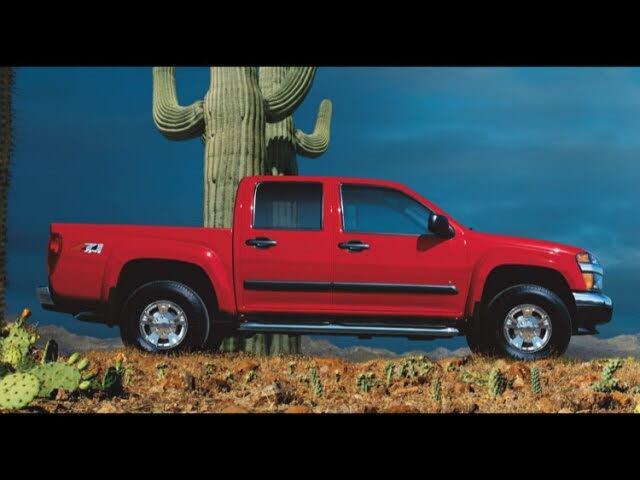 2007 Chevrolet Colorado LT Crew Cab RWD