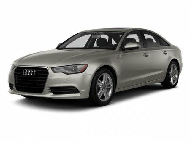 2014 Audi A6 3.0T quattro Premium Plus Sedan AWD