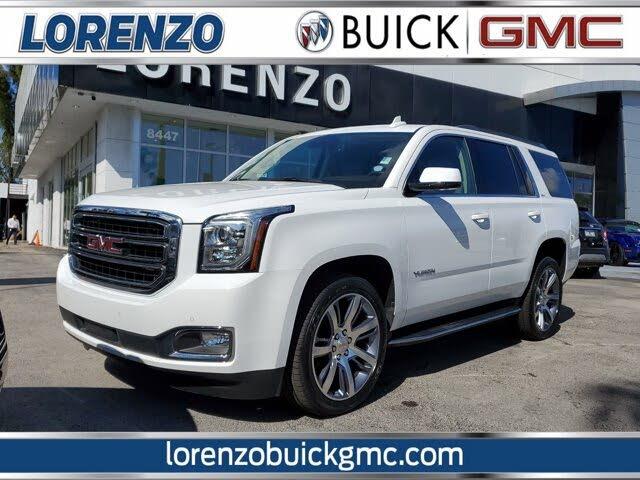 2020 GMC Yukon SLT RWD