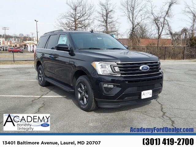 2021 Ford Expedition XL 4WD