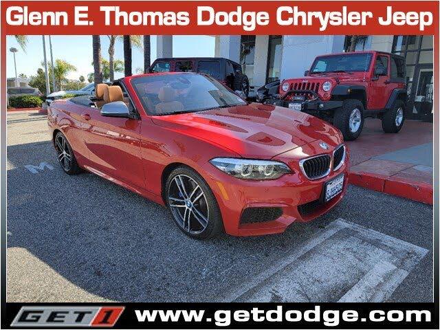 2018 BMW 2 Series M240i Convertible RWD