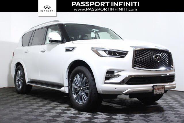 2021 INFINITI QX80 Luxe AWD