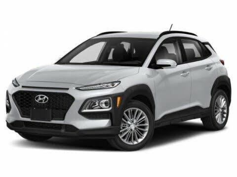 2018 Hyundai Kona SE FWD