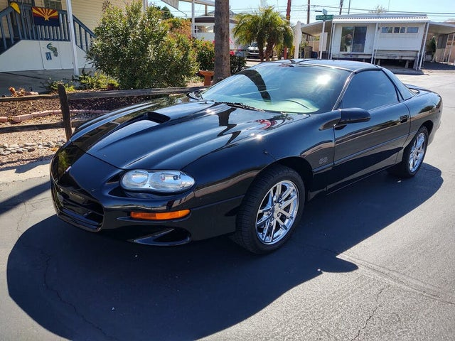 2002 Chevrolet Camaro Z28 SS Coupe RWD