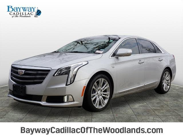 2018 Cadillac XTS Luxury AWD