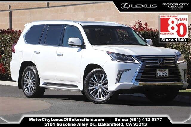 2019 Lexus LX 570 3-Row 4WD