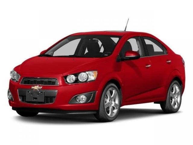 2014 Chevrolet Sonic LTZ Sedan FWD