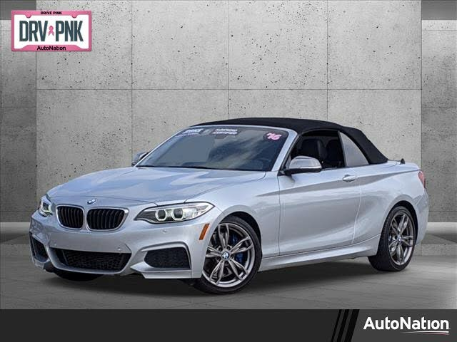 2016 BMW 2 Series M235i Convertible RWD