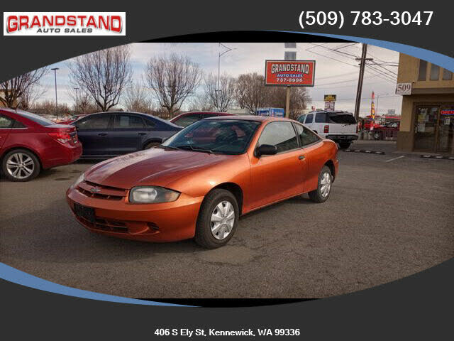 2004 Chevrolet Cavalier Coupe FWD