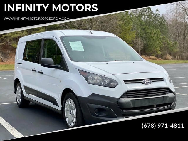 2015 Ford Transit Connect Cargo XL LWB FWD with Rear Cargo Doors