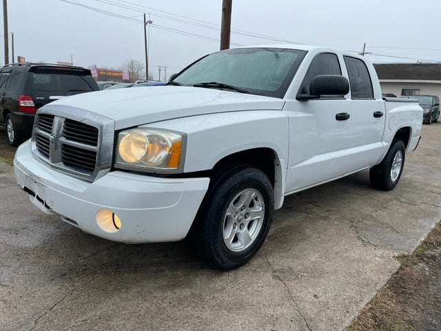 2007 Dodge Dakota SLT Quad Cab RWD