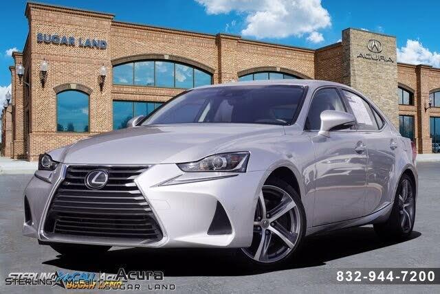 2019 Lexus IS 300 RWD