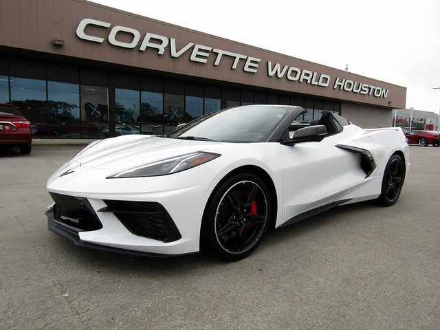 2020 Chevrolet Corvette Stingray 3LT Convertible RWD