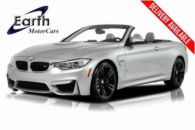 2015 BMW M4 Convertible RWD