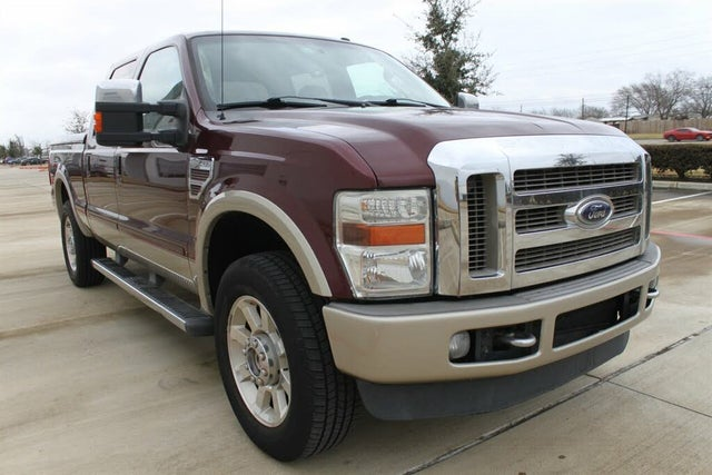 2010 Ford F-250 Super Duty King Ranch Crew Cab SB 4WD