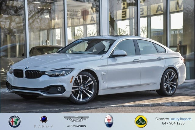 2020 BMW 4 Series 430i Gran Coupe RWD