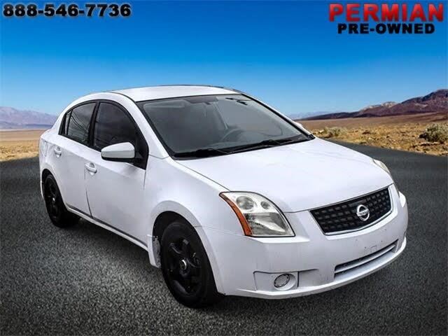 2009 Nissan Sentra FE+ 2.0