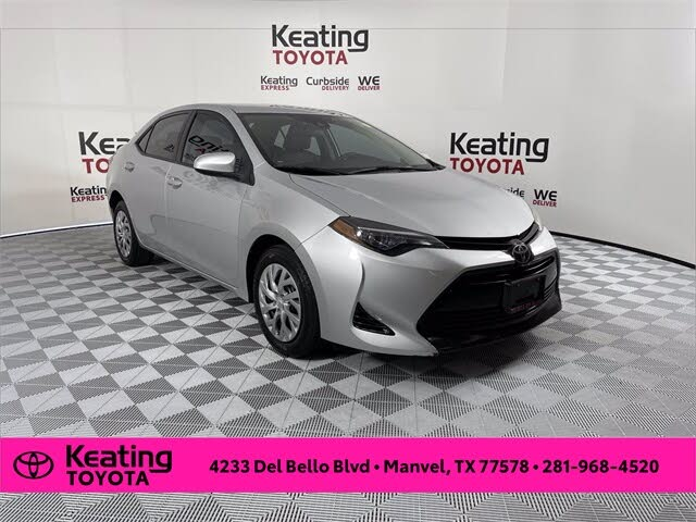 2017 Toyota Corolla 50th Anniversary Edition