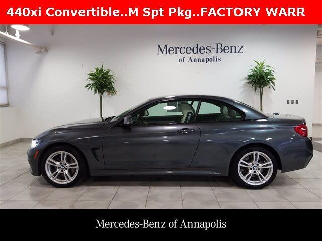 2019 BMW 4 Series 440i xDrive Convertible AWD