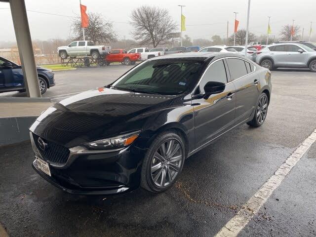 2019 Mazda MAZDA6 Touring FWD