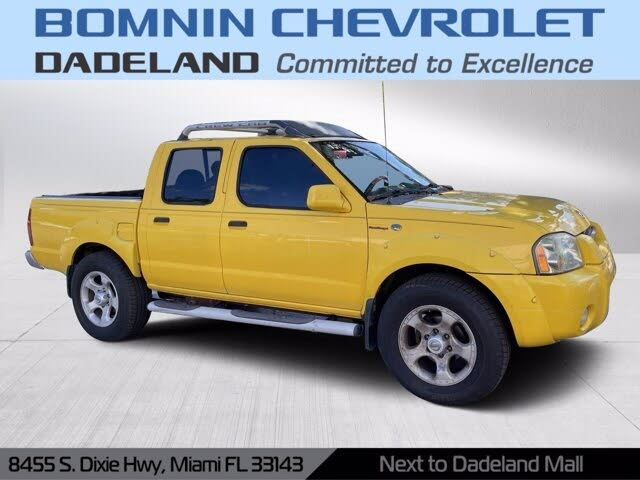 2003 Nissan Frontier 4 Dr SC Supercharged Crew Cab SB