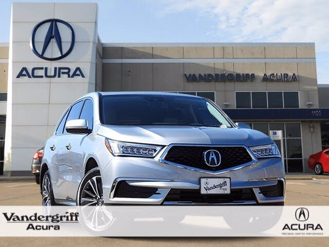 2020 Acura MDX FWD with Technology Package