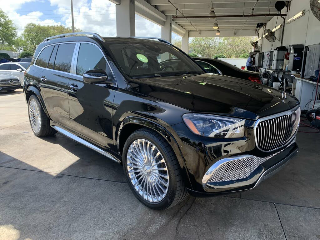 Used Mercedes Benz Gls Class Gls 600 Mercedes Maybach 4matic Awd For Sale Right Now Cargurus