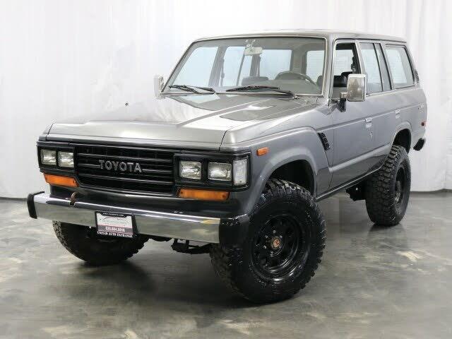 1988 Toyota Land Cruiser 60 Series 4WD