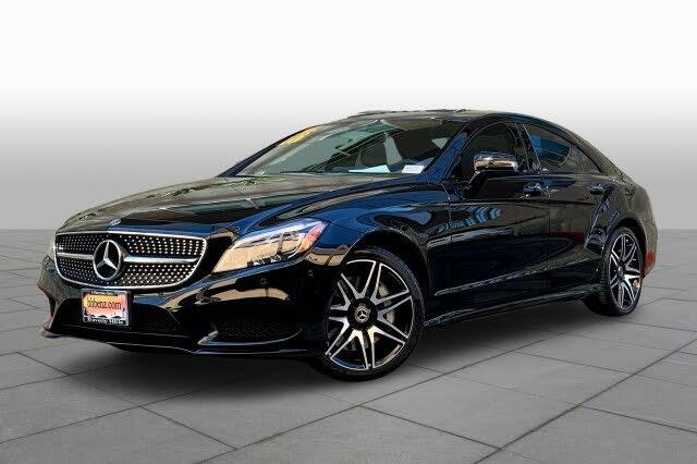 2018 Mercedes-Benz CLS-Class CLS 550