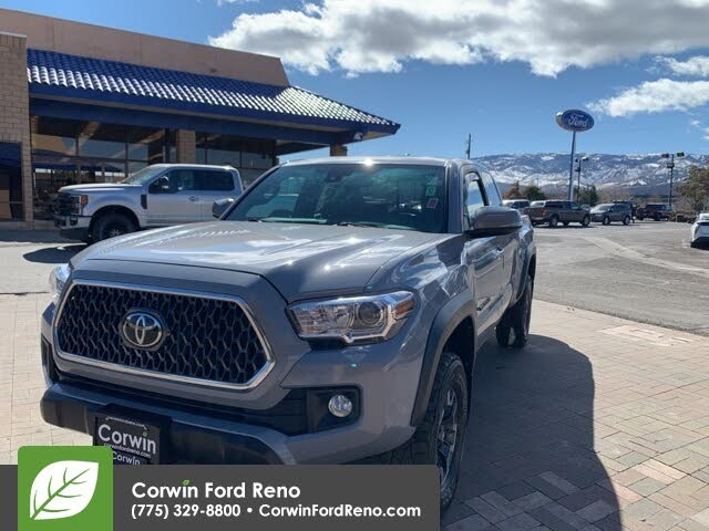 2019 Toyota Tacoma TRD Sport Access Cab 4WD
