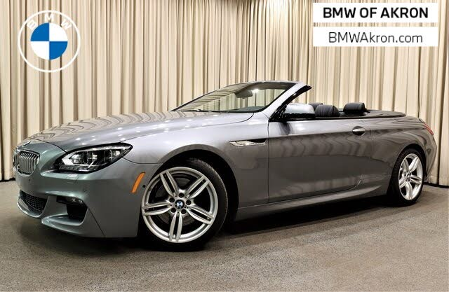 2015 BMW 6 Series 650i xDrive Convertible AWD