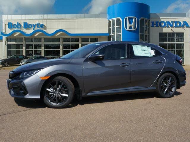 2021 Honda Civic Hatchback EX FWD