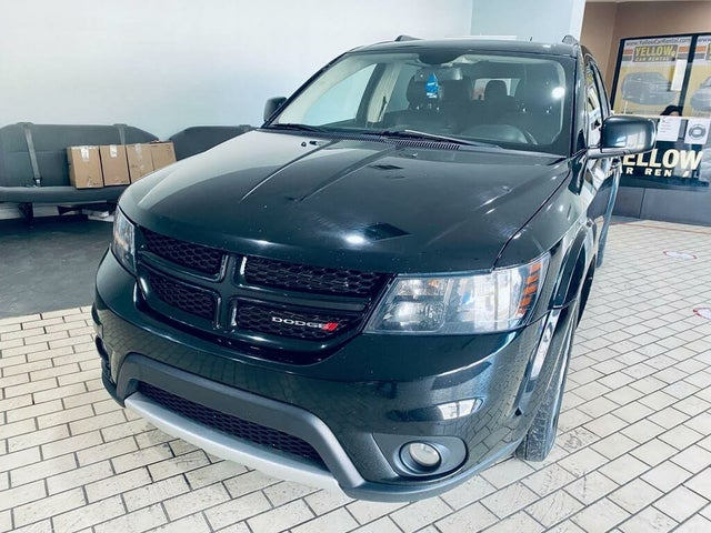 2016 Dodge Journey R/T Rallye AWD