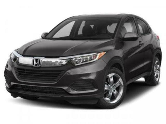 2021 Honda HR-V LX AWD