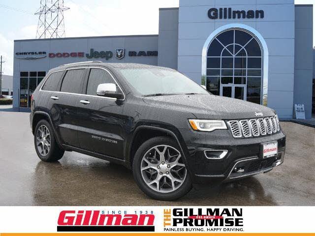 2019 Jeep Grand Cherokee Overland 4WD
